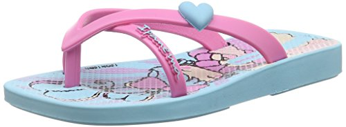 Ipanema Fashion Kirey Iii, Tongs fille Multicolore - Mehrfarbig (blue pink 8103)