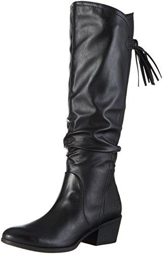 Marco Tozzi Damen 25506 Stiefel Schwarz (Black Antic)