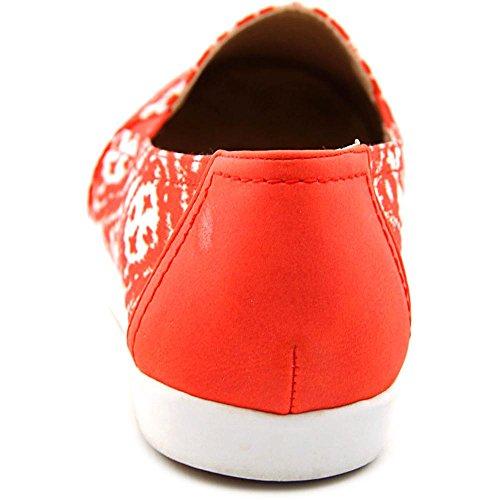 Giani Bernini Charaa Toile Chaussure Plate New Coral