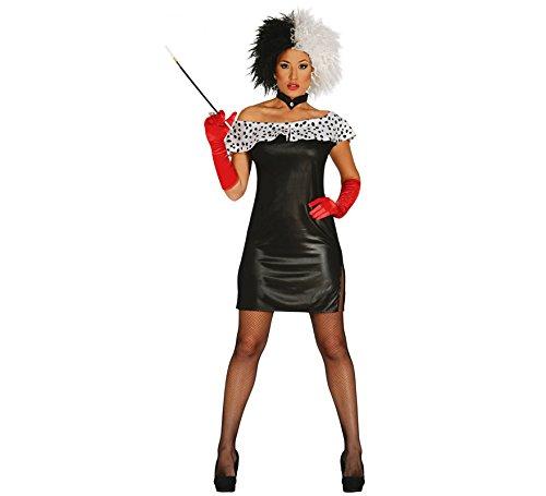 Imagen de disfraz de cruela de mal para mujer
