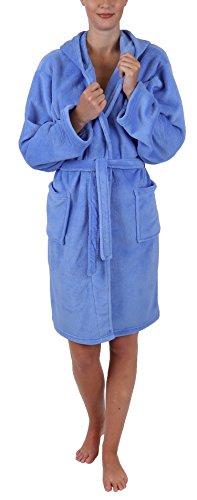 Betz Albornoz Infantil Style con Capucha Color Azul Claro Tamaño 152