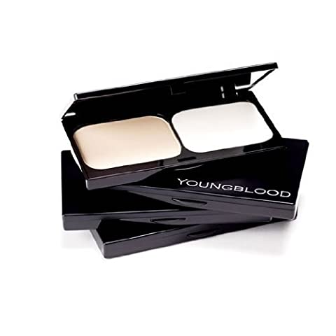 Youngblood - Mineral Compact Foundation - Barely Beige by (Compact Mineral Foundation)