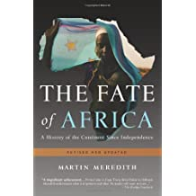 (THE FATE OF AFRICA: A HISTORY OF THE CONTINENT SINCE INDEPENDENCE) BY paperback (Author) paperback Published on (09 , 2011)