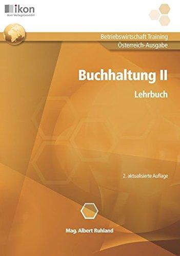 Buchhaltung II, Lehrbuch, Ausgabe Österreich