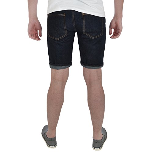 Bellfield Herren Short Blau - Dark Wash