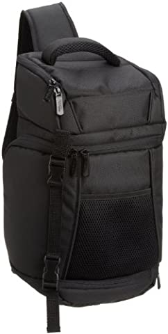 AmazonBasics Sling Backpack in Black for SLR Cameras