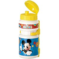Stamp Disney Mickey Mouse Drinking Bottle and Bottle Cage