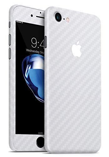 GNG Carbone Nero Cover iPhone Cover per iPhone 6+ Carbone Bianco