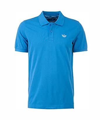 MENS YOUTHS ADIDAS ORIGINALS TREFOIL POLO SHIRT (PIQUE T SHIRT GOLF CASUAL) BW3 (L)