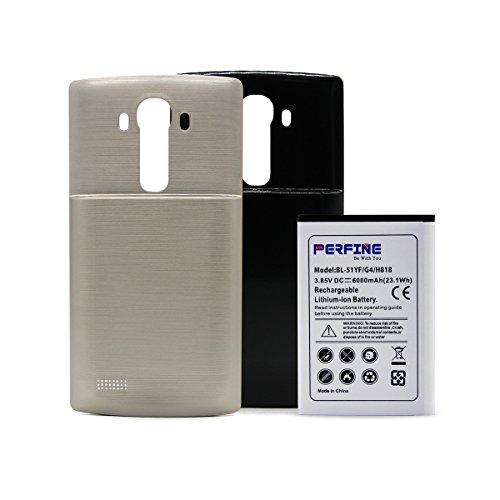 Perfine LG G4 Batería [6000mAh] Extendida LG G4