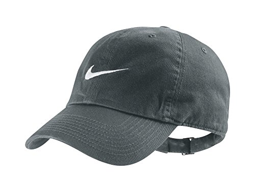 Nike  Kappe Heritage 86 Swoosh, Cool Grey/White, One Size, 546126-065