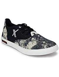 Sklodge Men's AI78615 Casual Canvas Sneaker Shoes , Casual Shoes For Mens , Canvas Shoes For Mens Stylish , Sneakers...