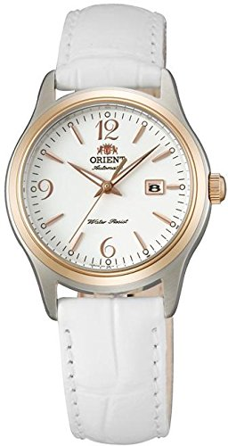 Orient Elegant Ladies Leather Watch FNR1Q003W0