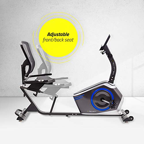 Zoom IMG-2 techfit r410 cyclette orizzontale recumbent