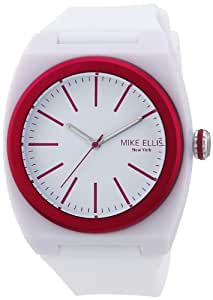 mike ellis new york unisex armbanduhr analog quarz s5244cs 6 uhren. Black Bedroom Furniture Sets. Home Design Ideas