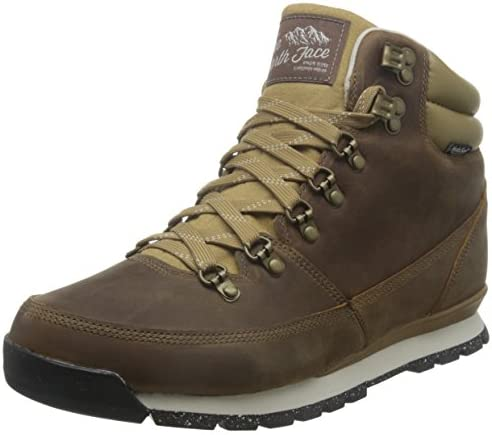 The North Face North Face M Back-to-Berkeley Redux Leather - Zapatos da Caminata y Excursionismo Hombre