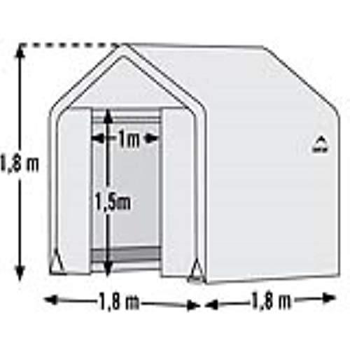 ShelterLogic Gewächshaus - 4