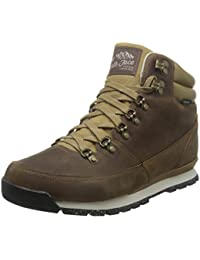 North Face M Back-to-berkeley Redux Leather - zapatos da caminata y excursionismo Hombre