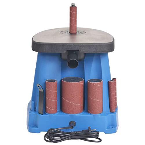 Oszillierender Spindelschleifer 450 W Blau Schleifer Schleifmaschine Multischleifer