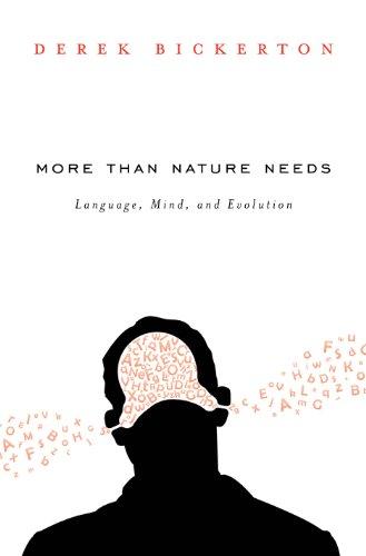 More than Nature Needs (English Edition)