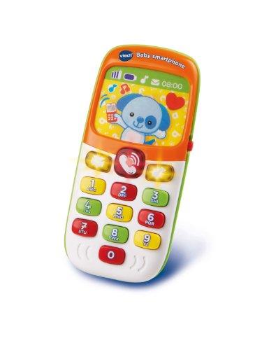 Vtech Baby Smartphone Bilingue 3417761381458