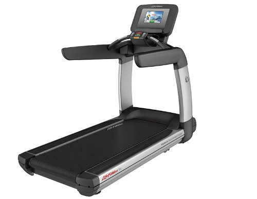 LIFE FITNESS tapis roulant 95T Discover si