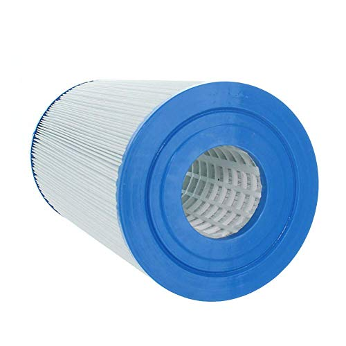 Usuny Pool Spa Filter, 1 Pcs Pool Spa Filter Ersatz für Dynamische Filbur FC-2385 Unicel C-4335 - Weiß - 35 Sq Ft Pool