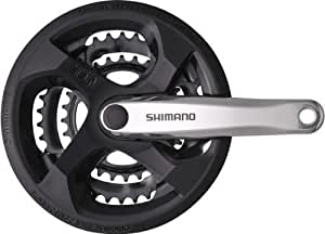 Shimano Tourney FCM131 Crankset 42t 170mm with CHAINGUARD - FCM131C244C-K