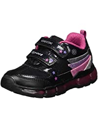 Geox J Android B, Baskets Basses Fille