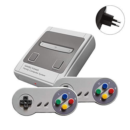Console de Jeux vidéo 2.4G Double contrôleur sans Fil Mini...