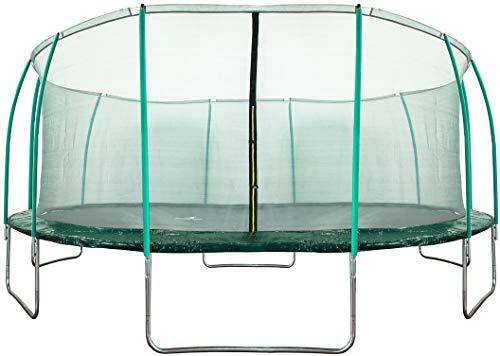 5b8f6f688508 AGA SPORT FIT Garden Trampoline 16–500 cm Trampoline Children s Trampoline  with Safety Net and