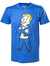 T-shirt 'Fallout 4' - Vault Boy With Crossed Arms - Taille XL