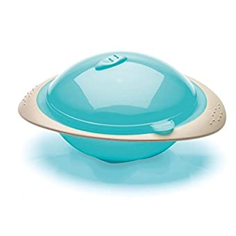 THERMOBABY Bol Micro Ondes Turquoise