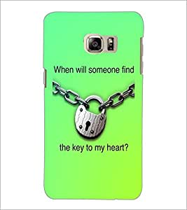 PrintDhaba Quote D-3917 Back Case Cover for SAMSUNG GALAXY NOTE 5 (Multi-Coloured)