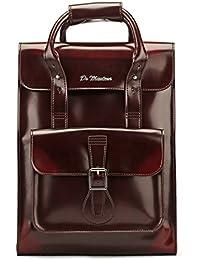 Dr. Martens Adjustable Vegan Hombre Backpack Rojo