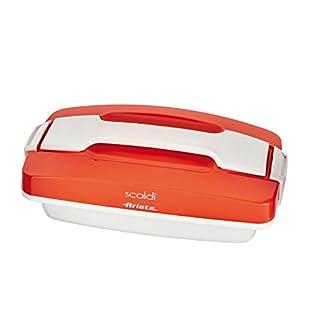 Ariete 00C079700AR0 Vivandiere 0979 - Elektrische Lunch Box, 120 W orange
