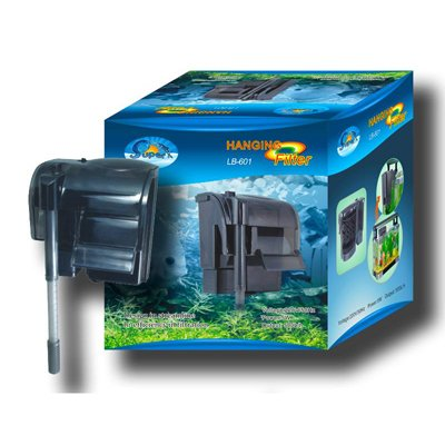 Aquarium Aussenfilter Aquarium Hängfilter Hang on filter 5W, 500L/h