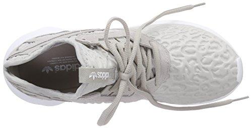 adidas Originals Damen Tubular Runner Sneakers Grau (Clear Granite/Clear Granite/Ftwr White)