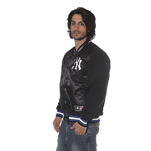 Veste Majestic: Creech Varsity New York Yankees BK Noir