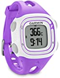 Garmin Forerunner 10 GPS Running Watch - Violet/White, Small