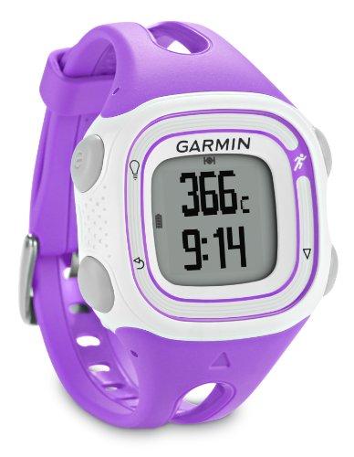 garmin-forerunner-10-gps-running-watch-small-violet-white