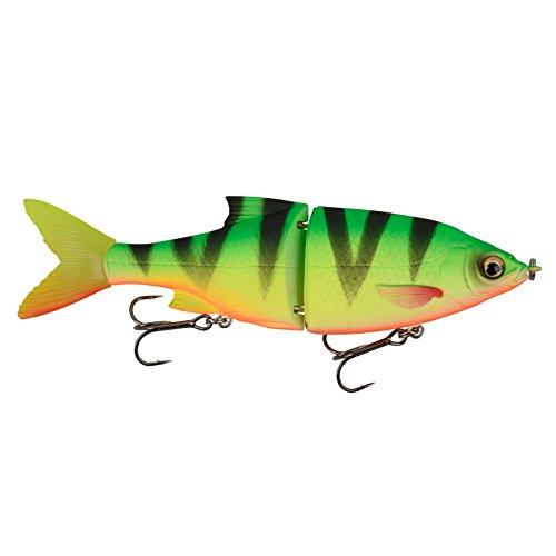 Savage Gear 3D Roach Shine Glider 135 13.5cm 29g Wobbler zum Hechtangeln, Hechtköder, Wobbler für Raubfisch, Spinnköder, Farbe:Firetiger