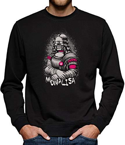 Mona Lisa Sweatshirt Pullover Herren XXL ()