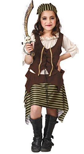 Mädchen Kinder Florence Nightingale historisch Kostüm Kleid Outfit 3-9 Jahre - Schwarz, Schwarz, 10-12 Years