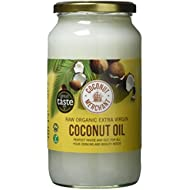 Coconut Merchant 1 Litre Organic Raw Extra Virgin Coconut Oil