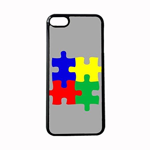 Babu Building Starre Telefonschale aus Kunststoff mit Autism 1 Sohle, Einzig, Alleinig F¨¹r M?dchen Verwenden Sie auf Apple Touch 6
