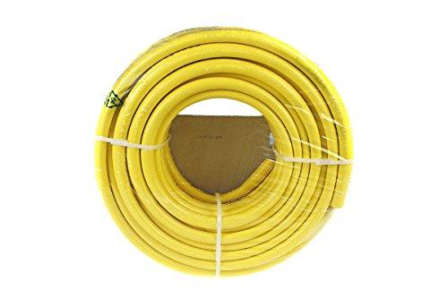 """Cellfast Lange Flexible DREI-Schichten-Garten gelb Schlauch Schlauch 70m Länge 1/2\"""" Durchmesser"""
