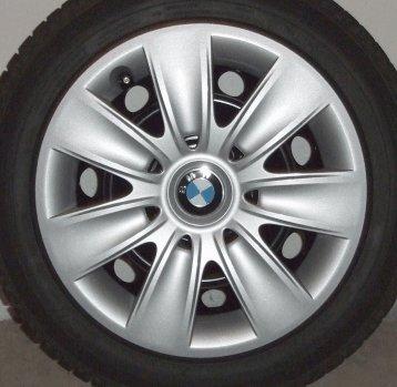 Original Enjoliveur de roue Garniture pour BMW Série 3 E90 E91 E92 E93, Single