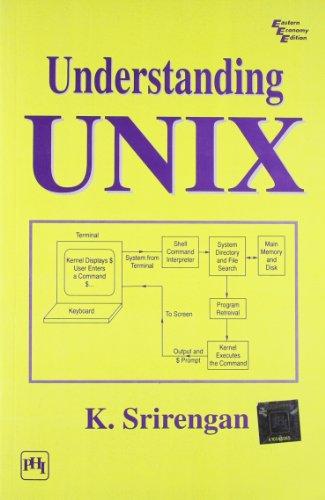 Understanding Unix por K. Srirengan