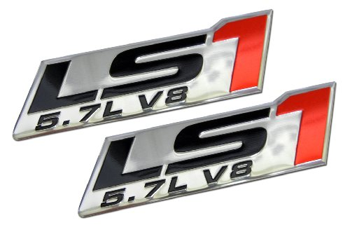 2x-pair-set-ls1-57l-v8-red-engine-emblems-badges-highly-polished-aluminum-chrome-silver-for-pontiac-